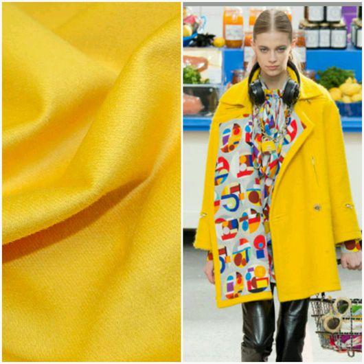 Шитье ручной работы. Ярмарка Мастеров - ручная работа. Купить Пальтовая шерсть с кашемиром 3 цвета Итальянские ткани. Handmade.