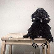 Куклы и игрушки ручной работы. Ярмарка Мастеров - ручная работа Птичка. Handmade.