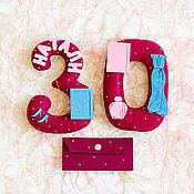 Сувениры и подарки ручной работы. Ярмарка Мастеров - ручная работа Подарочный набор на день рождения.. Handmade.