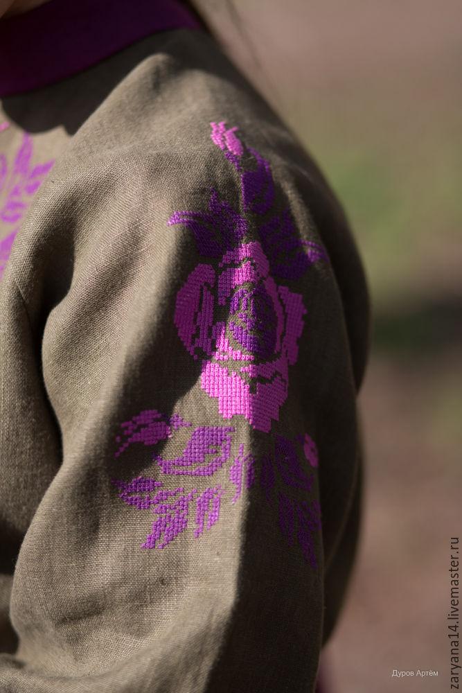 Женская одежда из льна с доставкой