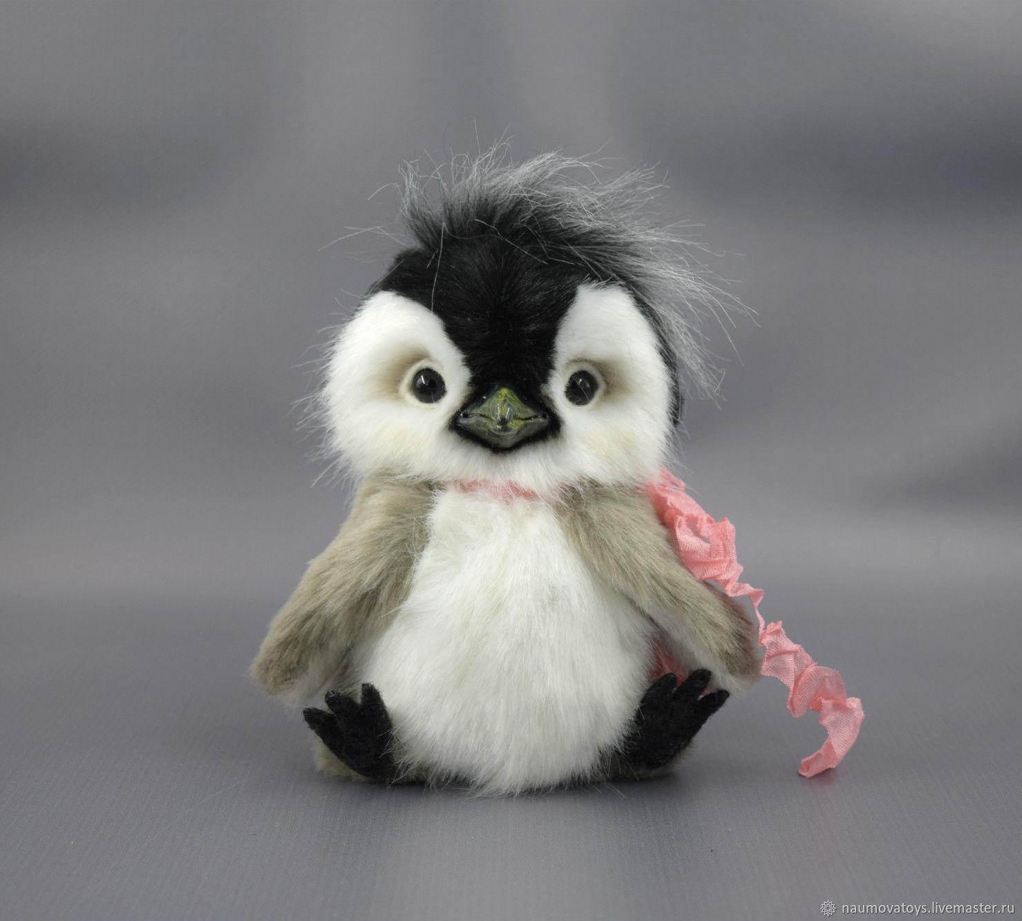 Пингвинёнок, Тедди Зверята, Печора,  Фото №1