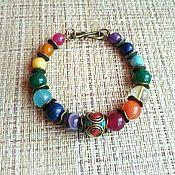 Украшения handmade. Livemaster - original item Harmonizing bracelet