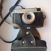 Винтаж handmade. Livemaster - original item Camera Smena 8M USSR. Handmade.