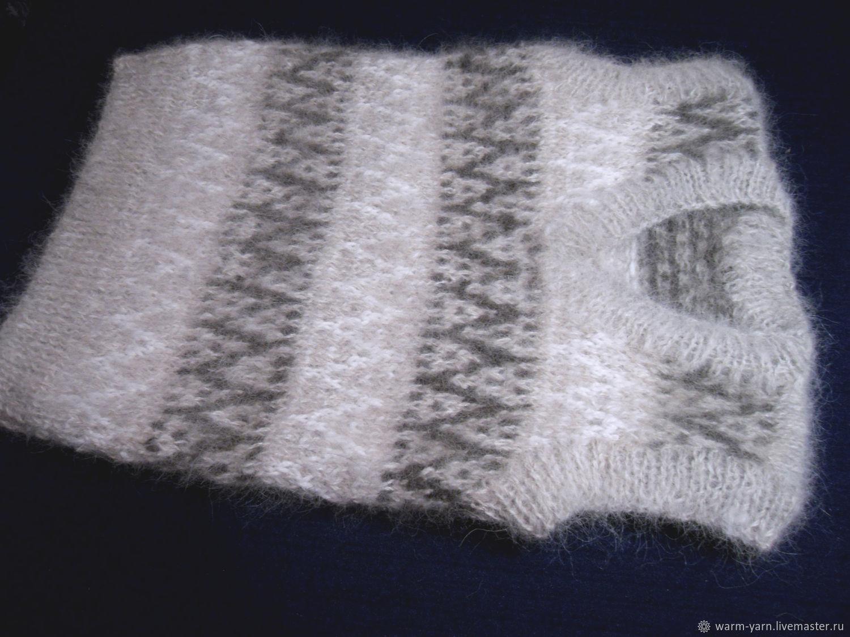 Children's knitted vest, Vests, Klin,  Фото №1