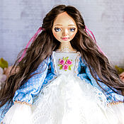 Dolls handmade. Livemaster - original item Bernadette, collectible handmade doll, OOAK doll, art doll. Handmade.