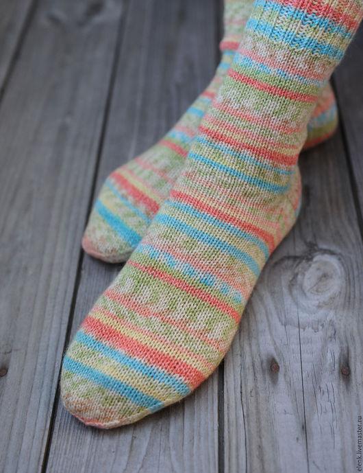 Носки вязаные Kolibri. Носки, чулки ручной работы. Elen_K. Ярмарка Мастеров.