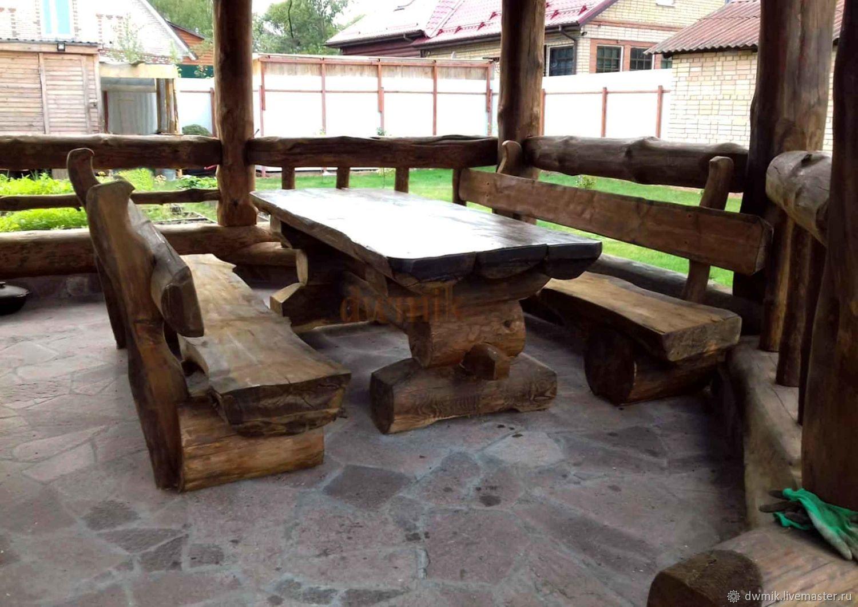 Комплект мебели от мастера, Наборы садовой мебели, Раменское,  Фото №1