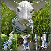 Куклы и игрушки ручной работы. Ярмарка Мастеров - ручная работа Сфинксы. Handmade.