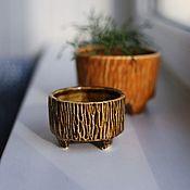 Горшки ручной работы. Ярмарка Мастеров - ручная работа Горшок для растений ручной работы керамика. Handmade.