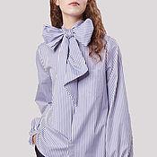 Одежда ручной работы. Ярмарка Мастеров - ручная работа Блузка, блузка офисная, блузка в офис, блузка офисная, офисная блузка,. Handmade.