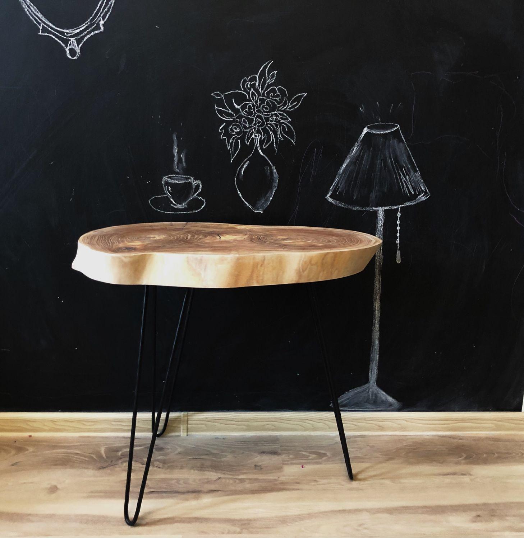 Кофеный столик из карагача, Столы, Москва,  Фото №1