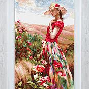 Материалы для творчества ручной работы. Ярмарка Мастеров - ручная работа Luca-S G530 Цветущее место. Handmade.