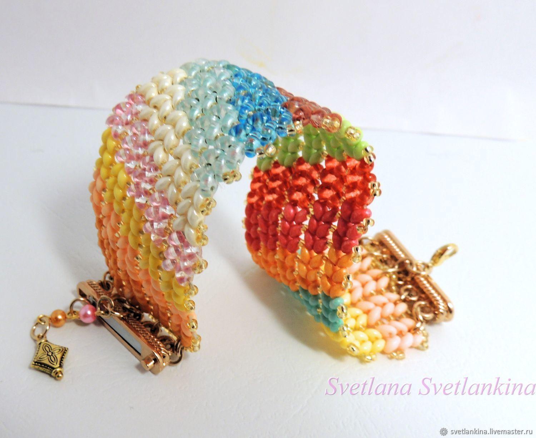 Bracelet 'Eureka', Bead bracelet, Sergiev Posad,  Фото №1
