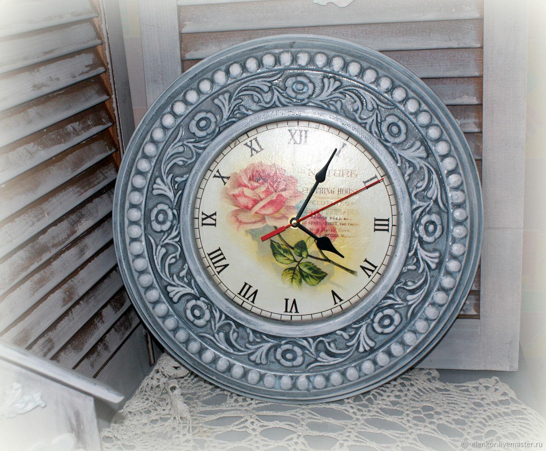 Зимняя роза, Часы классические, Нефтекамск,  Фото №1