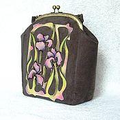 Сумки и аксессуары handmade. Livemaster - original item Women`s bag with clasp