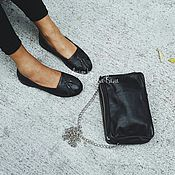 Обувь ручной работы handmade. Livemaster - original item Loafers made of genuine leather.. Handmade.