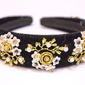 Украшения handmade. Livemaster - original item Headband-tiara