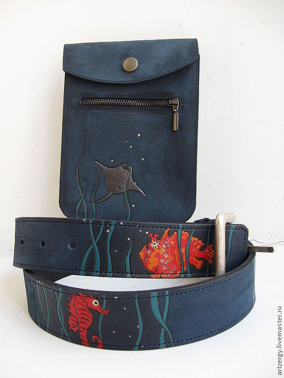 kit, belt & pouch 'diving', Straps, Moscow,  Фото №1