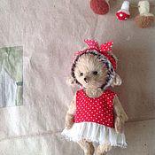Куклы и игрушки ручной работы. Ярмарка Мастеров - ручная работа Йожик. Handmade.