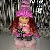 Куклы и игрушки ручной работы. Ярмарка Мастеров - ручная работа Интерьерная кукла ручной работы Каталина. Handmade.