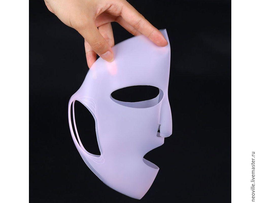 маски для лица фиксирующая