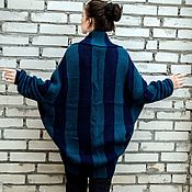 Одежда handmade. Livemaster - original item Thick knitted coat