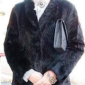 """Шубы ручной работы. Ярмарка Мастеров - ручная работа Норковая Шуба, Пиджак от Ателье """"Moonbat Fur"""" из Японии. Handmade."""