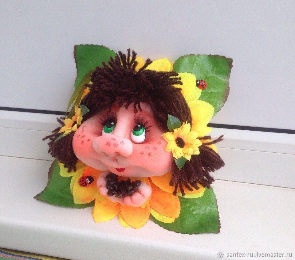 Doll Popik'Sunflower', Fun, Chelyabinsk,  Фото №1
