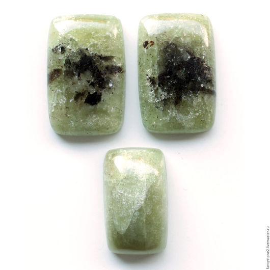 Для украшений ручной работы. Ярмарка Мастеров - ручная работа. Купить Апатит комплект кабошонов №1607487 кабошоны из натурального камня. Handmade.