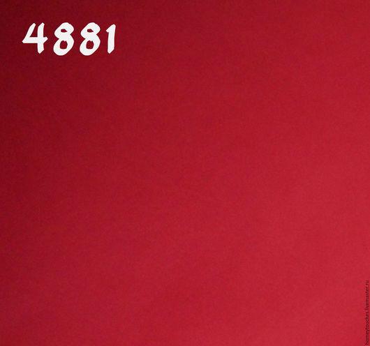 Другие виды рукоделия ручной работы. Ярмарка Мастеров - ручная работа. Купить Кожзам переплетный Синтре Вивелла Цвет 4881 Малиновый. Handmade.