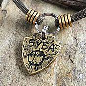 Зоотовары handmade. Livemaster - original item Medallion addressee for a dog. Handmade.