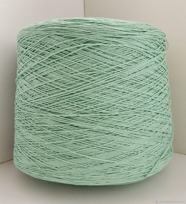Вязание ручной работы. Ярмарка Мастеров - ручная работа. Купить Пряжа Schio (VI) Italy FLEXI (100% хлопок). Handmade.