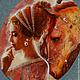 Кулоны, подвески ручной работы. Таис Афинская... Светлана Беловодова. Интернет-магазин Ярмарка Мастеров. Лаковая миниатюра, яшма натуральная