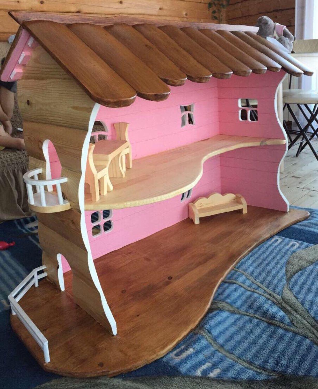 Домик для кукол, Кукольные домики, Кемерово,  Фото №1