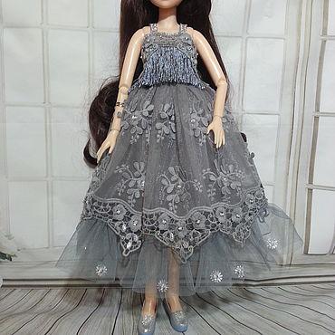 """Куклы и игрушки ручной работы. Ярмарка Мастеров - ручная работа Платье """" Бальное """". Handmade."""