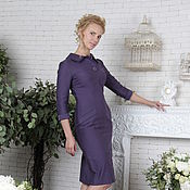 Одежда handmade. Livemaster - original item Dress in the style of the 60`s