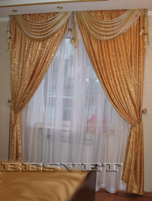 Текстиль, ковры ручной работы. Ярмарка Мастеров - ручная работа. Купить комплект штор для юной леди, Каменный цветок. Handmade.