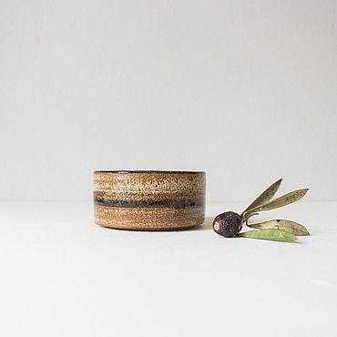Посуда ручной работы. Ярмарка Мастеров - ручная работа Пиалы: соусник на 100 мл. Handmade.