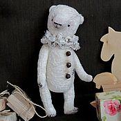 Куклы и игрушки ручной работы. Ярмарка Мастеров - ручная работа Мишка тедди Комедиант. Handmade.
