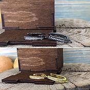 Швензы ручной работы. Ярмарка Мастеров - ручная работа Швензы класса Люкс с английским замком. Handmade.