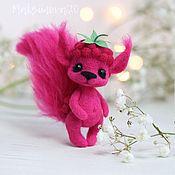 Куклы и игрушки handmade. Livemaster - original item Polu Belochka