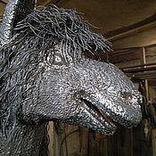 Скульптуры ручной работы. Ярмарка Мастеров - ручная работа Скульптуры: Скульптура - любые животные. Handmade.