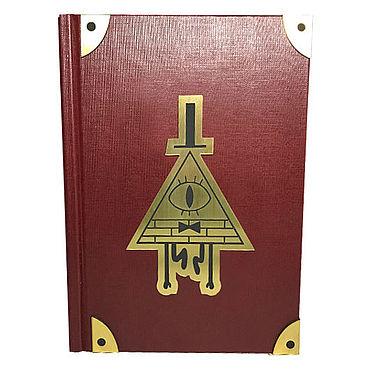 Stationery handmade. Livemaster - original item Diary Of Bill Cipher, Bill Cipher Journal. Handmade.