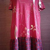 Одежда handmade. Livemaster - original item Women`s cherry dress. Handmade.