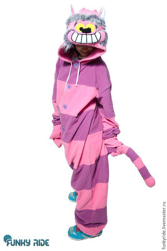 7c73ee5cf854 Купить Костюм кигуруми Чеширский Кот · Карнавальные костюмы ручной работы.  Костюм кигуруми Чеширский Кот Лунный CHESHIRE CAT MOON.