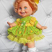 Куклы и игрушки ручной работы. Ярмарка Мастеров - ручная работа Платье для куклы Беби Фейс. Handmade.
