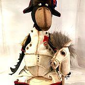 Куклы и игрушки ручной работы. Ярмарка Мастеров - ручная работа Ворон-Наполеон. Handmade.