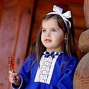 Платья ручной работы. Ярмарка Мастеров - ручная работа Платье в винтажном стиле. Handmade.