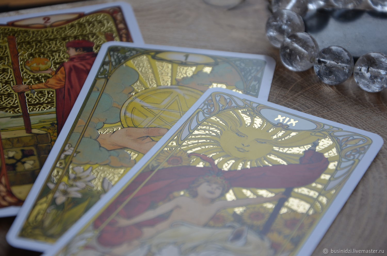 Tarot Layout HINT OF THE UNIVERSE-Diagnostics-Here and now, Tarot cards, Pereslavl-Zalesskij,  Фото №1