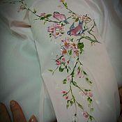 Роспись рубашки